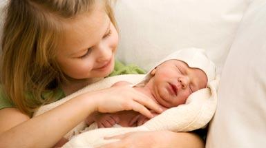 زمان مناسب برای بچه دوم - بارداری دوم