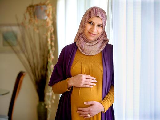 سلامت دوران بارداری