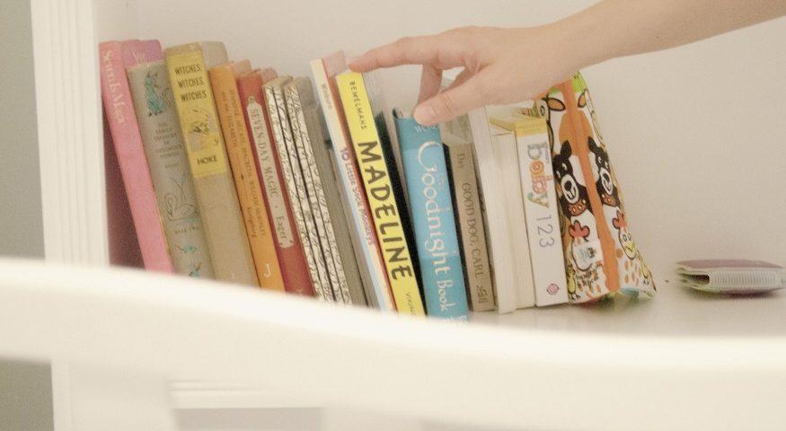کتابخوانی برای کودک