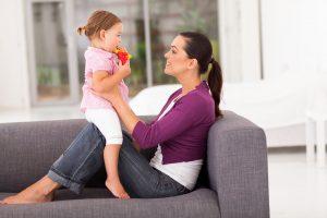 نگاه کردن به کودک