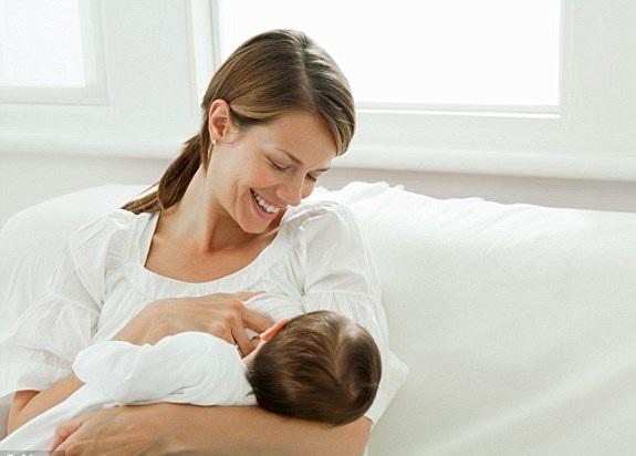 ترکیبات شیر مادر