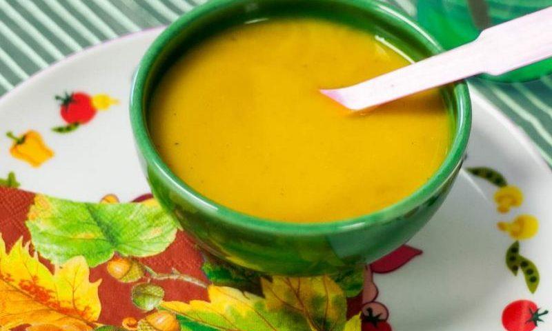 طرز تهیه غذای کمکی نوزاد – سوپ تخم مرغ