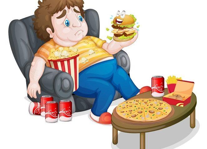 جلوگیری از چاق شدن کودک