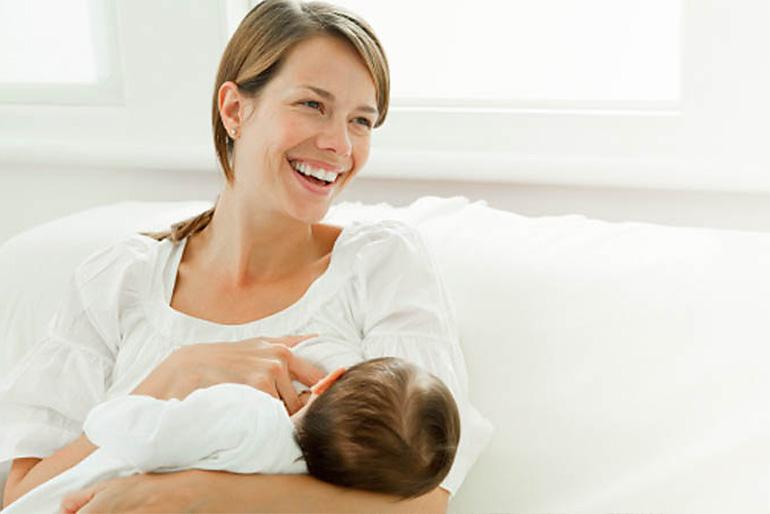 شیر دادن فرزند خوانده
