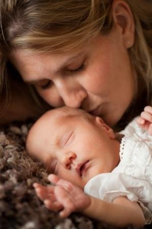 شیر-دادن-نوزاد-ناراحتی-قلبی