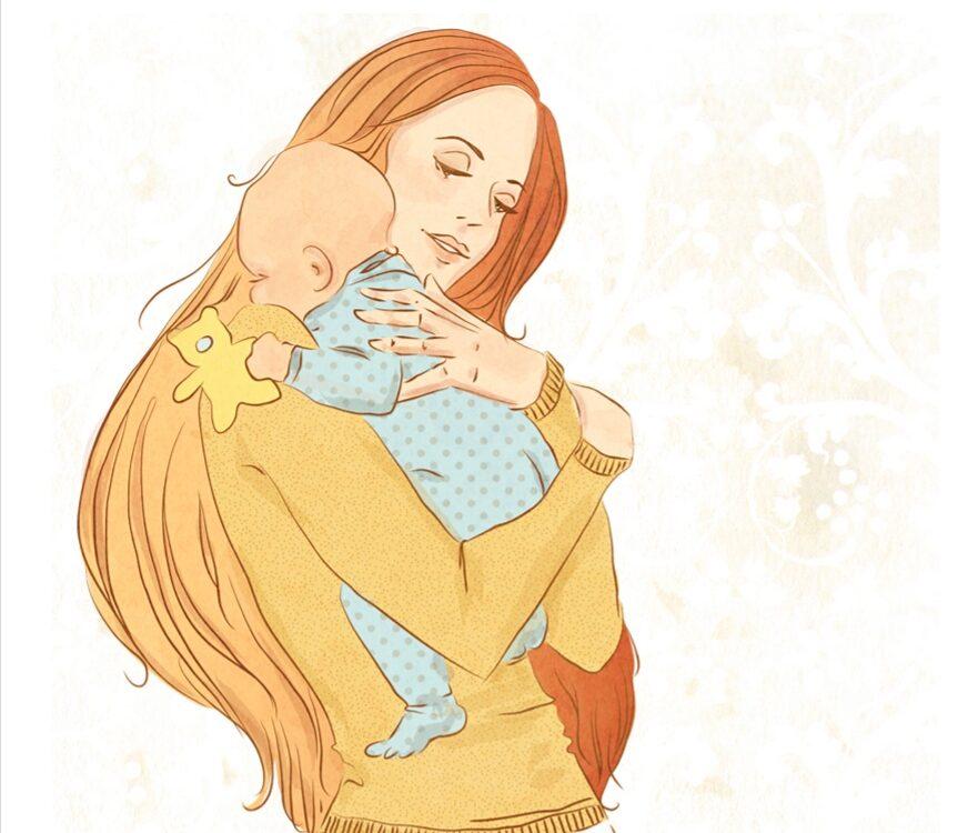 لالایی برای کودک، لالایی برای نوزاد