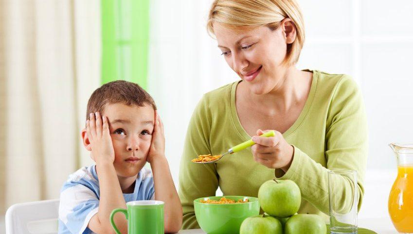 بی اشتهایی کودک درمان طب سنتی