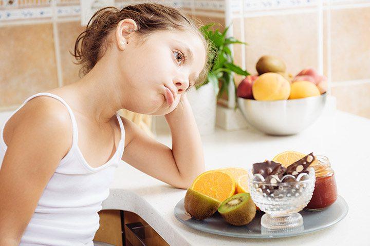 درمان سوء تغذیه کودکان در طب سنتی