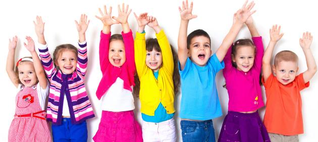 تاثیر شادی کردن بر رشد کودک
