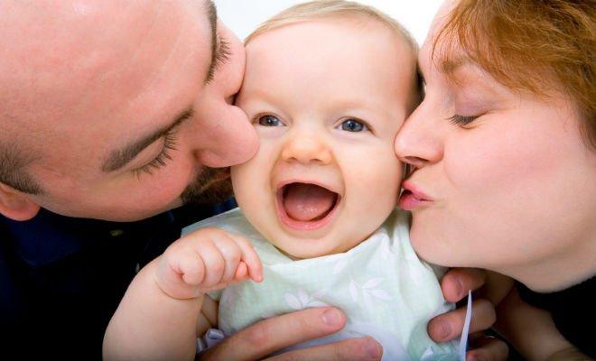 ترس لوس شدن نوزاد