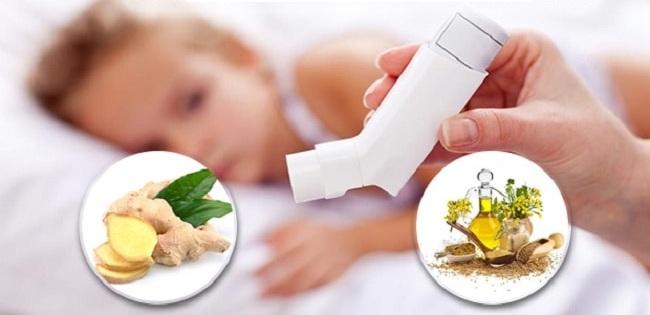 درمان آسم و تنگی نفس کودک با طب سنتی