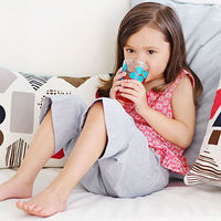 درمان سردرد کودکان با طب سنتی