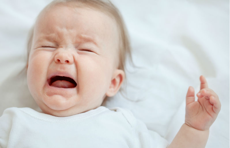 رایج ترین مشکلات نوزادان
