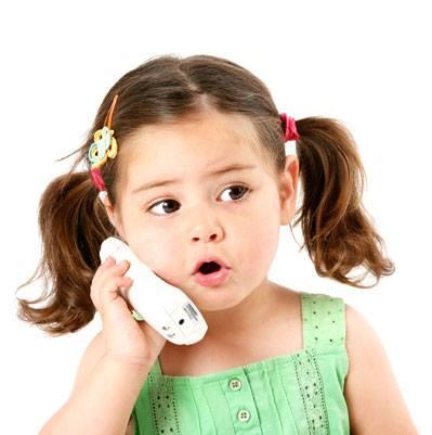 رشد گفتاری کودک - حرف زدن کودک