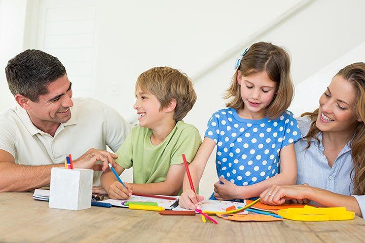 عوامل موثر بر رشد کودک - هم دلی