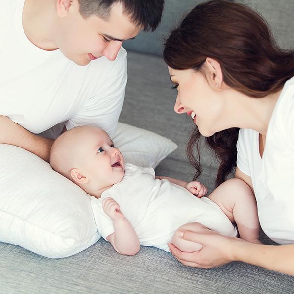 حرف-زدن-نوزاد-سالم