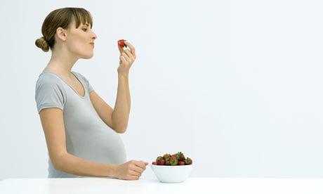 تأثیر غذا و اندازهگیری دمای بدن بر جنسیت بچه
