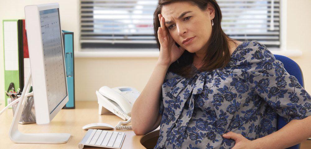 تأثیر حالت های روانی مادر بر جنین