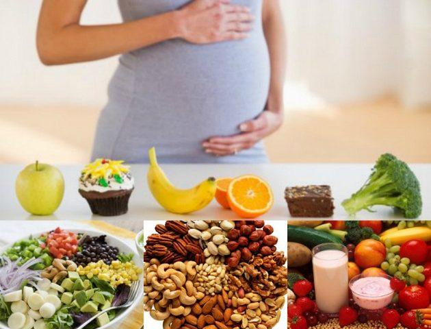 همه چیز درباره تغذیه صحیح و مفید دوران بارداری