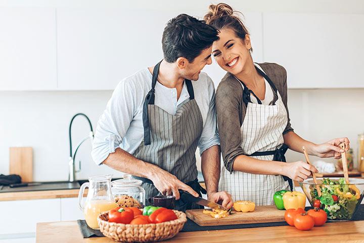 وظیفه شوهر در زمان بارداری همسر